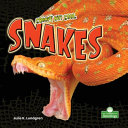 Book cover of CREEPY BUT COOL SNAKES