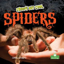 Book cover of CREEPY BUT COOL SPIDERS