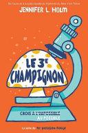 Book cover of 3E CHAMPIGNON