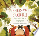 Book cover of BEFORE WE STOOD TALL