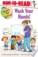 Book cover of WASH YOUR HANDS