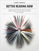 Book cover of BETTER READING NOW