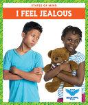 Book cover of I FEEL JEALOUS