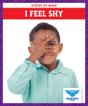 Book cover of I FEEL SHY