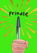 Book cover of FRINDLE