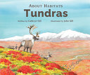 Book cover of ABOUT HABITATS - TUNDRAS