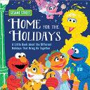 Book cover of HOME FOR THE HOLIDAYS