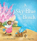Book cover of SKY-BLUE BENCH