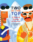 Book cover of TWO AT THE TOP