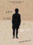 Book cover of BOY IS NOT A GHOST