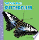 Book cover of FAST FACTS ABOUT BUTTERFLIES