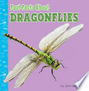 Book cover of FAST FACTS ABOUT DRAGONFLIES