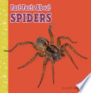 Book cover of FAST FACTS ABOUT SPIDERS